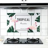 【BlueCat】廚房芬多精系列高溫防油防水貼紙 壁貼