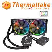 Thermaltake 曜越科技 Water3.0 Riing RGB 280 一體式水冷散熱排 CL-W138-PL14SW-A