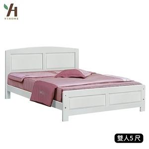 【伊本家居】歌麗雅 床架 雙人5尺單一規格