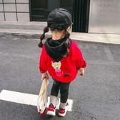女寶寶秋裝外套2018新款兒童春秋衣服小童夾克潮女童洋氣開衫上衣