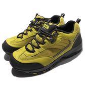 【五折特賣】HI-TEC 防水登山鞋 HT TRM853 WP 黃 灰黑 戶外鞋 男鞋【PUMP306】 O003005061