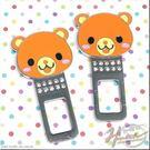 [00273158] 橘熊安全帶插扣...