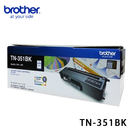 BROTHER 原廠黑色碳粉匣 TN-351BK (適用HL-8350 , MFC-8850) TN 351