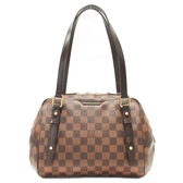 LOUIS VUITTON LV 路易威登 棋盤格手提肩背包 Rivington PM N41157【BRAND OFF】