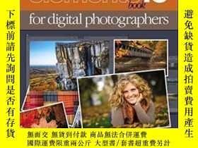 二手書博民逛書店The罕見Photoshop Elements 13 Book For Digital Photographers