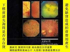 二手書博民逛書店Retinitis罕見Pigmentosa-色素性視網膜炎Y361738 John R. Heckenlive