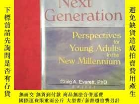 二手書博民逛書店Divorce罕見and the Next Ceneration