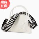 【現貨】PUMA Prime Cali Mini Grip Bag 手提包 斜背包 迷你包 休閒 白【運動世界】07824601