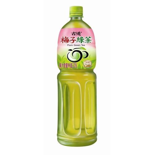 古道梅子綠茶1500ml【愛買】