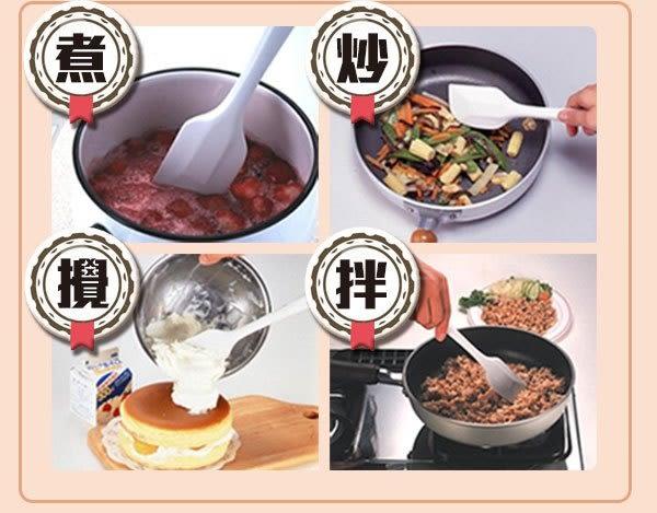 【日本 CakeLand】SPATULA耐熱一體奶油清潔鏟-日本製