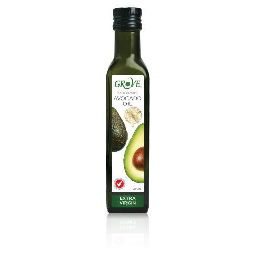 EXTRA VIRGIN 冷壓初榨酪梨油-原味 250ml/瓶