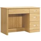 書桌 電腦桌 AT-223-1 妮可3.3尺下座書桌 (不含其它產品)  【大眾家居舘】