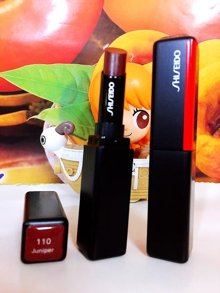 SHISEIDO 資生堂 激蜜光唇膏 色號110 (Sheer Cocoa) 全新百貨公司專櫃正貨裸裝 無盒裝