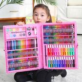 小學生水彩筆套裝幼兒園無毒蠟筆繪畫工具美術用品兒童畫畫筆禮物 DF -可卡衣櫃