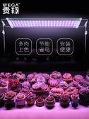 補光燈 多肉補光燈上色全光譜LED植物生長燈家用【全館免運zg】