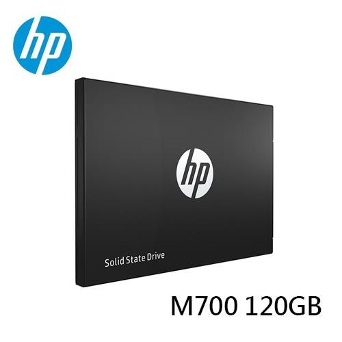 HP 惠普 M700 120GB 2.5吋 SSD 固態硬碟