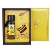 【養蜂人家】甜蜜午茶禮盒-(皇家金鐉蜂蜜425g*1瓶+蜜蜂咖啡杯5oz*1個)