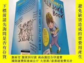 二手書博民逛書店horrid罕見henry s jolly joke book: 可怕的亨利的快樂笑話書Y200392 不祥