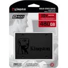 [哈GAME族]免運費 可刷卡 Kingston 金士頓 480GB 480G 2.5吋 SSD固態硬碟 SATA-3 SA400S37