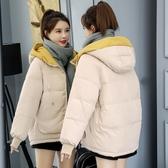 2019新款羽絨棉服面包服大碼女裝棉衣短款保暖外套加厚款韓版棉襖 嬌糖小屋