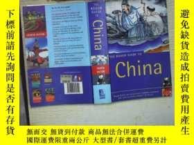 二手書博民逛書店The罕見Rough Guide to China(03)Y18
