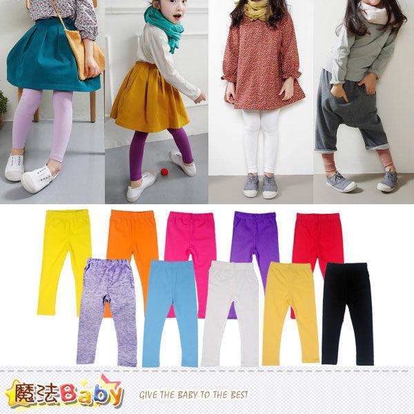 女童內搭褲 夏季薄款內搭長褲 女童裝 魔法Baby