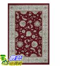 [COSCO代購] W125669 歐式古堡莊園 高密度埃及進口地毯 160x235公分 - 溫莎紅
