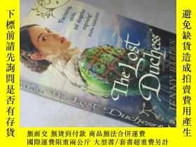 二手書博民逛書店The罕見Lost Duchess【32開 英文原版】Y16472 Jenny Barden Ebury Pr