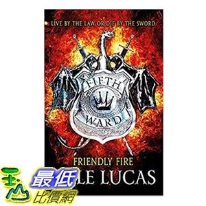 2018 amazon 亞馬遜暢銷書 The Fifth Ward: Friendly Fire