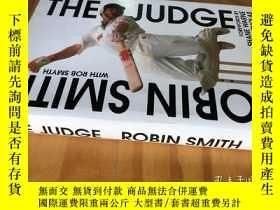 二手書博民逛書店英國著名板球運動員傳記罕見The Judge: More Than Just a Game 英語學習勵誌類Y3