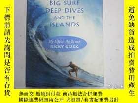 二手書博民逛書店BIG罕見SURF,DEEP DIVES AND THE ISL