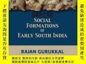 二手書博民逛書店【罕見】2010年出版 Social Formations Of