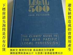二手書博民逛書店the罕見LEGAL 500.2014(英文)Y212829