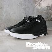 FILA 黑 皮革 潑墨  休閒鞋 籃球鞋 男 (布魯克林) 1B315R044