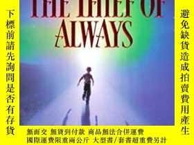 二手書博民逛書店The罕見Thief Of AlwaysY364682 Barker, Clive Harpercollins