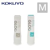 【日本正版】GLOO 方形口紅膠 (M) 直角口紅膠 口紅膠 顯示型口紅膠 黏貼用品 KOKUYO 335971 336015