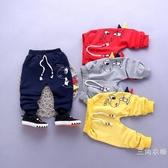春天1歲半2到3周歲多男寶休閒4至5個性6個月9小孩子8男童褲子