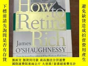 二手書博民逛書店HOW罕見TO RETIRE RICHY13255