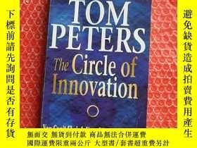 二手書博民逛書店TOM罕見PETERS The Circle of Innova