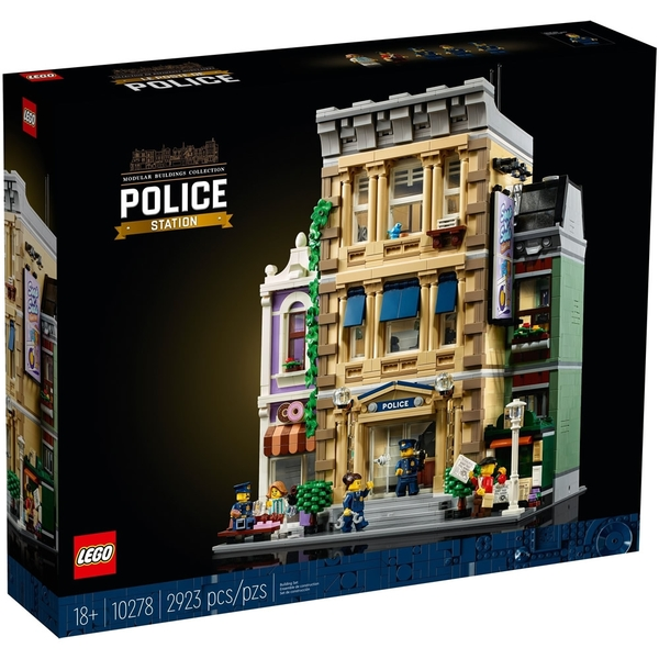 樂高積木 LEGO《 LT10278》創意大師 Crea