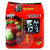 韓國 Paldo 韓國極地麻辣湯麵(120g*5入/整袋裝)【小三美日】