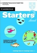 二手書 Cambridge Starters 2 Student s Book: Examination Papers from the University of Cambridge Local  R2Y 0521000459