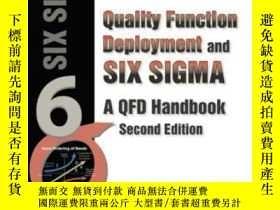 二手書博民逛書店Quality罕見Function Deployment And Six Sigma Second Edition