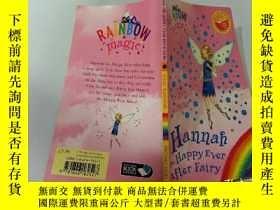 二手書博民逛書店Hannah罕見the Happy Ever After Fairy:永遠幸福的仙女漢娜Y200392