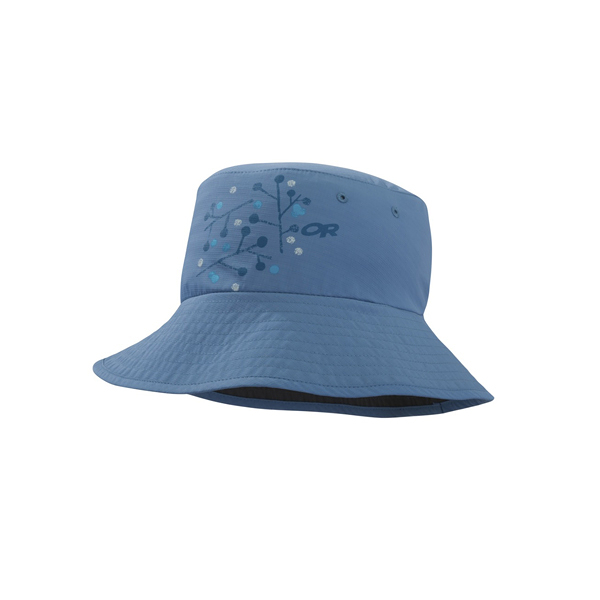 [OUTDOOR RESEARCH] (女) SOLARIS SUN BUCKET 漁夫帽 復古藍 (264389-1081)