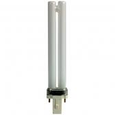 飛利浦PL9W螢光燈管黃光單顆