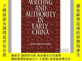 二手書博民逛書店中國早期文字和著作Writing罕見and Authority