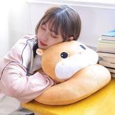 辦公室靠墊抱枕午睡枕學生大號午休枕趴趴枕睡覺神器趴睡枕頭可愛夢想巴士