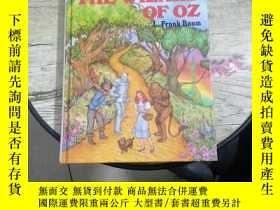 二手書博民逛書店THE罕見WIZARD OF OZY5803