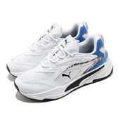 Puma 休閒鞋 RS-Fast INTL Game 白 藍 男鞋 女鞋 蔡依林 代言款 主打款 運動鞋 【ACS】 37514901